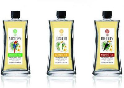 Nutri Skin με MONOI OIL