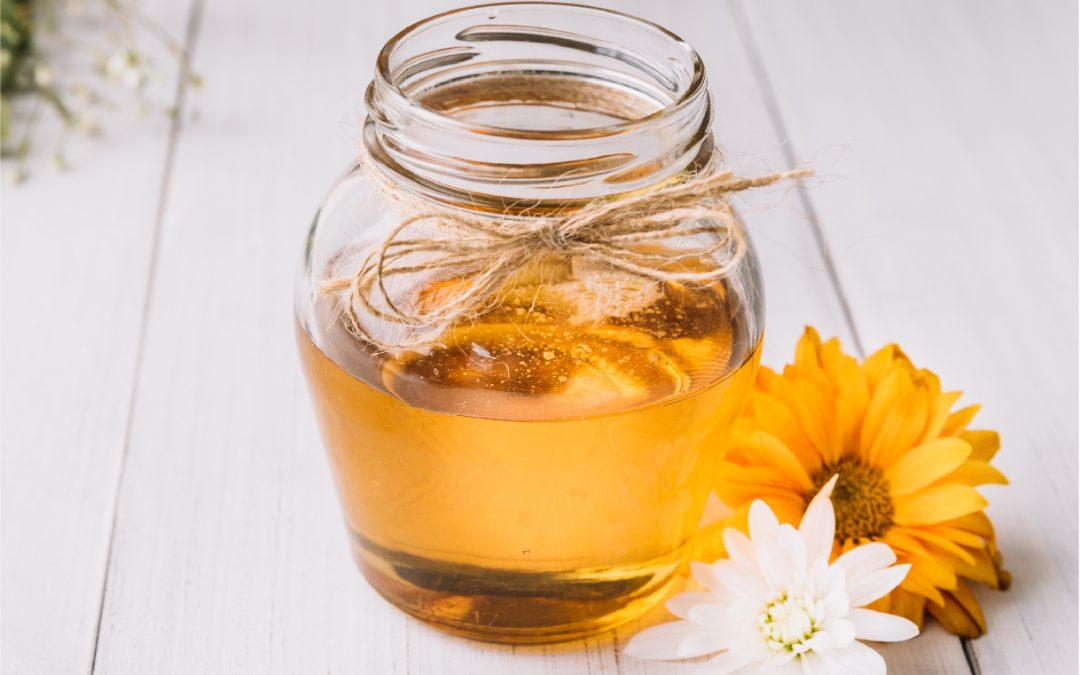 Άθερμο μέλι 750gr