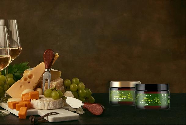 Μαύρη & Πράσινη Πάστα Ελιάς (Βιολογικό Προϊόν)